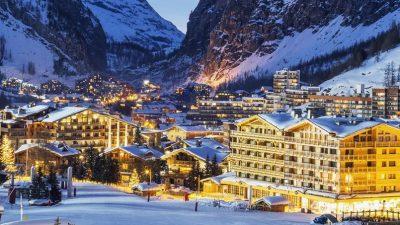 Prix immobilier station de ski Savoie