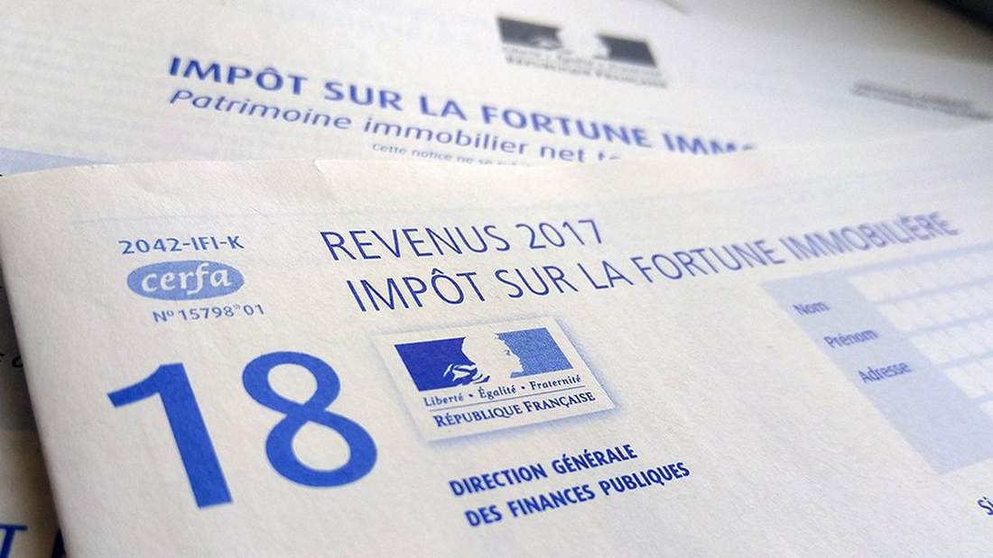 IFI - Impôt sur la fortune immobilière