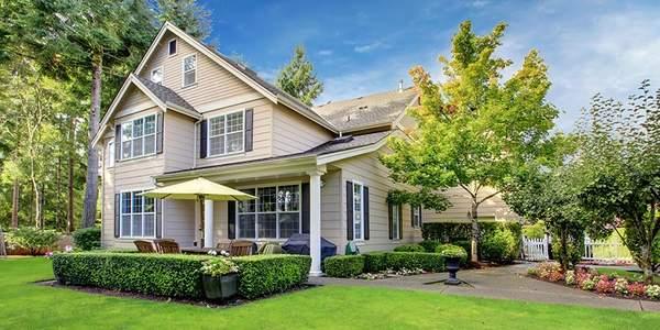 Améliorer aspect extérieur de la propriété